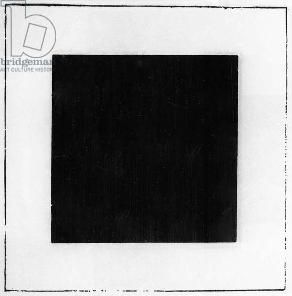 Black Square (litho)
