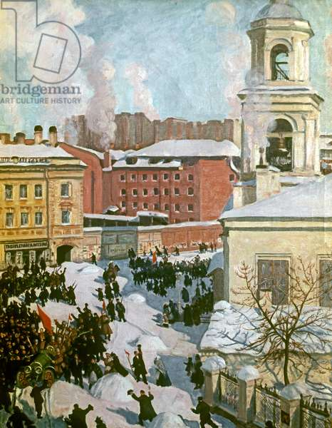 February 27, 1917 (oil on canvas)