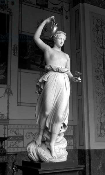 Hebe, c.1805 (marble)