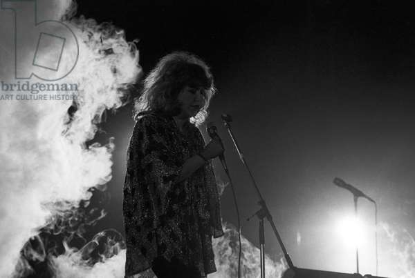 """Olimpiisky Sports Complex. The concert """"Account No. 904"""" raising funds for the elimination of consequences of Chernobyl nuclear disaster. 1986, 1986 (photo)"""