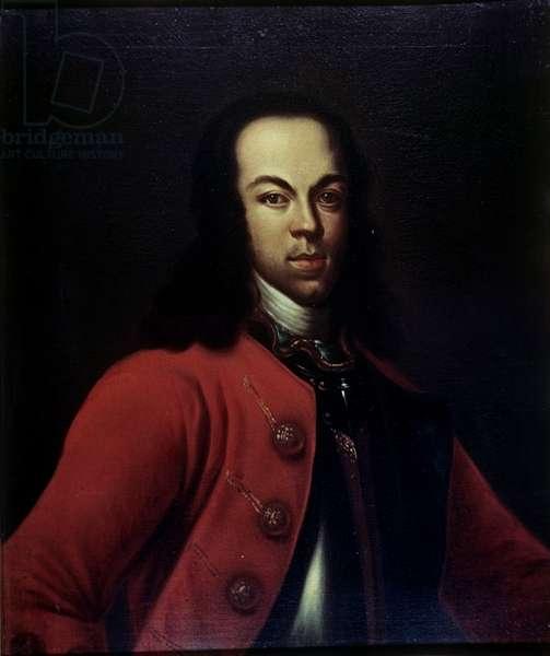 Crown Prince Alexei Petrovich, 1710 (oil on canvas)
