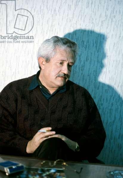President of the company Siabeko, Boris Iosifovich Birshtein I, 1994 (photo)