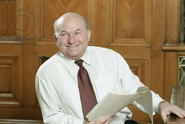 Moscow Mayor Yuri Luzhkov Yuryi Abramochkin / Sputnik, 1994 (photo)