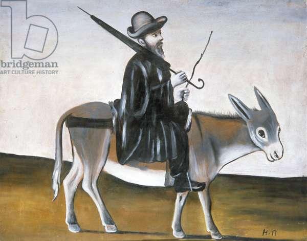 Doctor on a Donkey