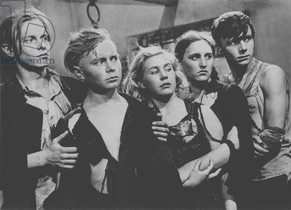 A still from Sergei Gerasimov's film