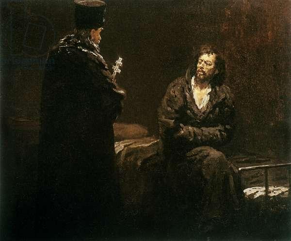 Refusal of Confession, 1879-85