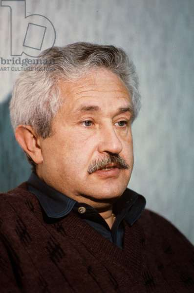 President of the Siabeko company, Boris Iosifovich Birshtein I, 1994 (photo)