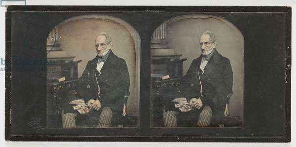 E. D'Arcy Irving, c.1855 (daguerreotype)