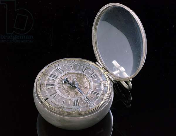 Verge watch. the Hague, c.1695 (metal) (see also 259581 & 259583)