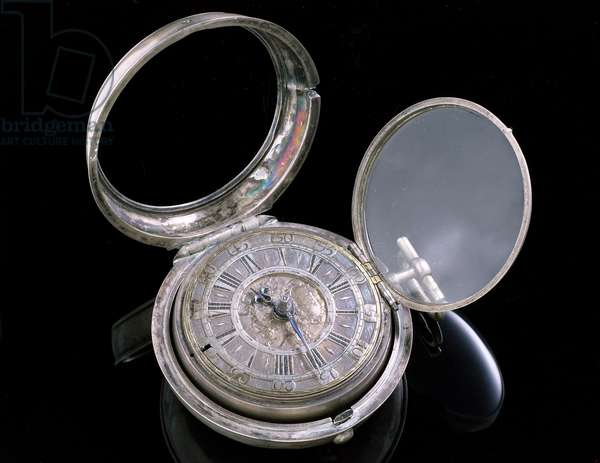 Verge watch. the Hague, c.1695 (metal) (see also 259581-82)