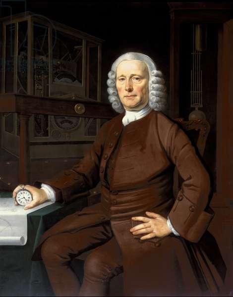 John Harrison (1693-1776) 1767 (oil on canvas)