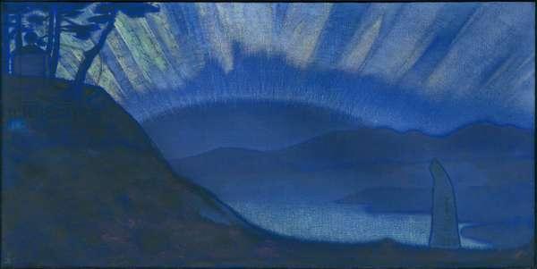 Bridge of Glory, 1923 (tempera on canvas)
