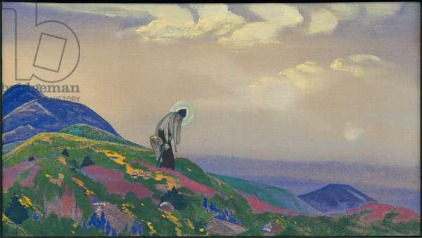 St. Panteleimon the Healer, 1931 (tempera on canvas)