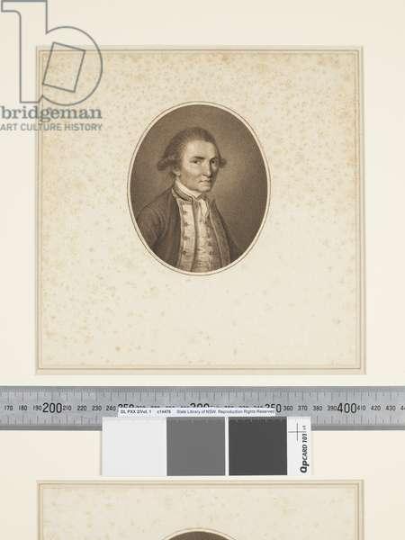 II. Captain James Cook, engraved by Francesco Bartolozzi (1727–1815), c.1773-84 (engraving)