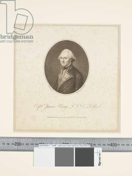 III. Captainn James King, engraved by Francesco Bartolozzi (1727–1815), c.1773-84 (engraving)
