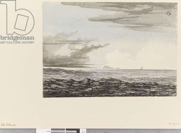 Page 29 Ice Islands, 1768-75 (w/c)