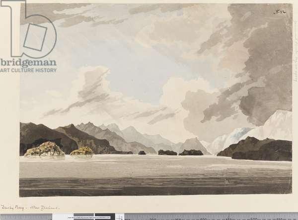 Page 32 Dusky Bay, New Zealand, 1768-75 (w/c)