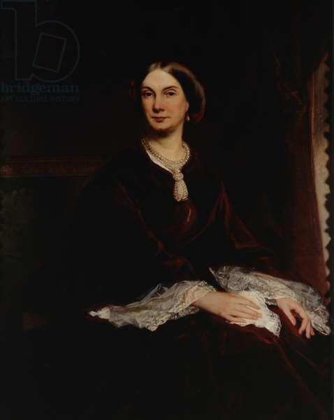 Portrait of Louisa, Duchess of Northumberland (oil on canvas)