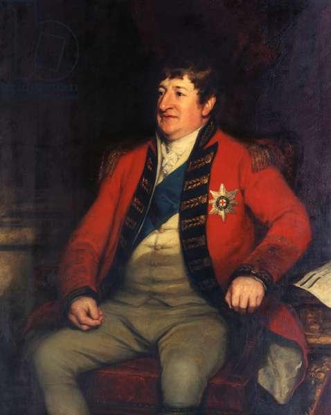 Portrait of Hugh, 2nd Duke of Northumberland, c.1815-17 (oil on canvas)