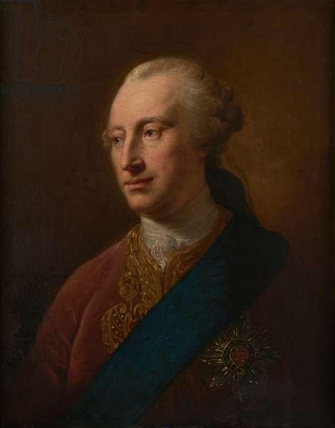 Portrait of Hugh Percy, 1st Duke of Northumberland (oil on canvas)