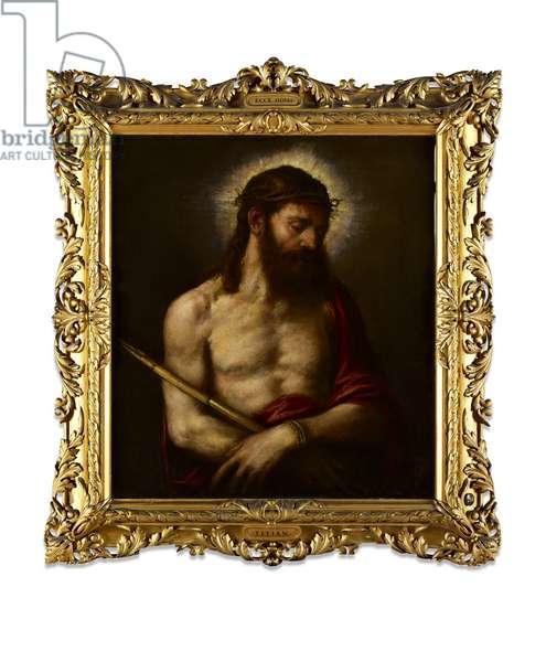 Ecce Homo, c.1547-60 (oil on canvas)