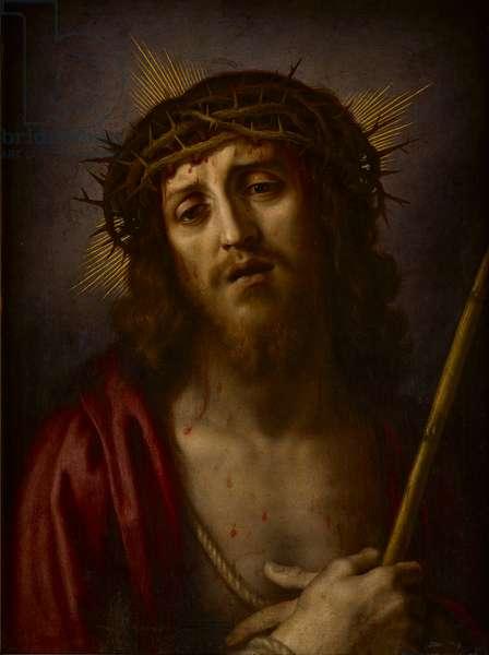 Ecce Homo (oil on canvas)