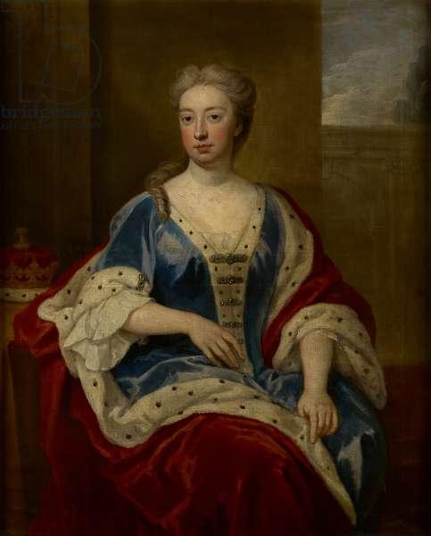 Portrait of Lady Elizabeth Percy, Duchess of Somerset, 1715 (oil on canvas)
