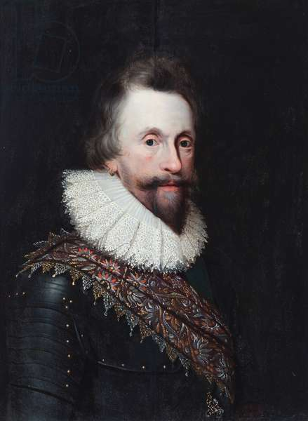 Portrait of Henry Wriothesley, 3rd Earl of Southampton (oil on panel)