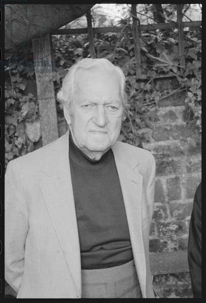 Tod Webb, October 1999 (b/w photo)