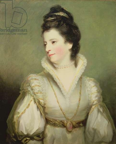 Jane, Duchess of Gordon (oil on canvas)