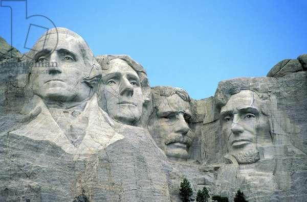 Mount Rushmore, Keystone, South Dakota, USA (photo)