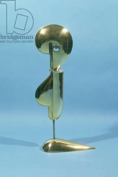 Grotesque Abstract Figure, 1923 (bronze)