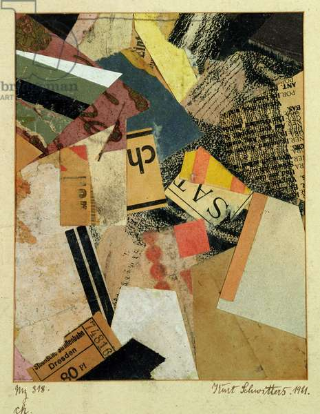 MZ 318 CH., 1921 (collage)