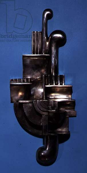Ornamental Abstract (bronze)
