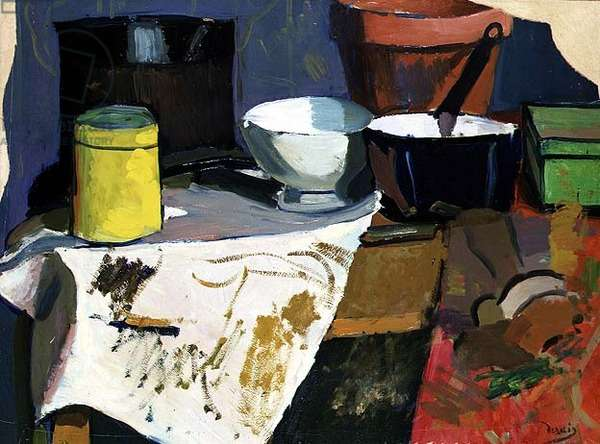 Still Life, c.1902 (oil on canvas)