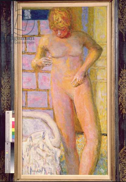 Standing Nude, 1928 (oil on canvas)