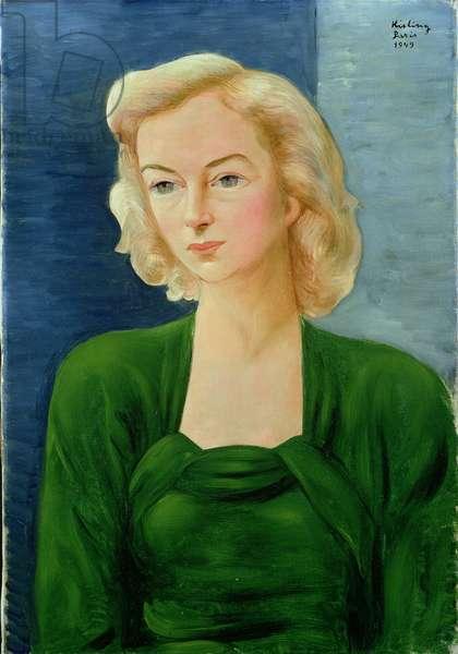 Portrait of Madame Martin, 1949