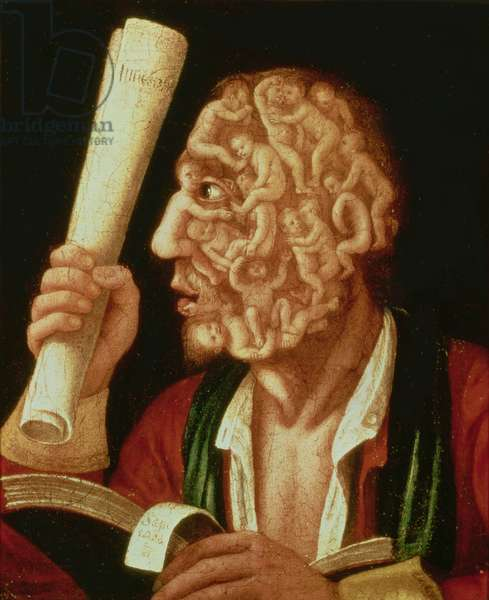 Portrait of Adam (oil)