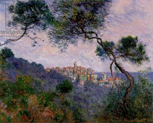 Bordighera, Italy, 1884 (oil on canvas)