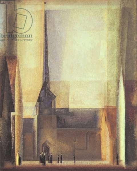 Gelmeroda IX, 1926 (oil on canvas)