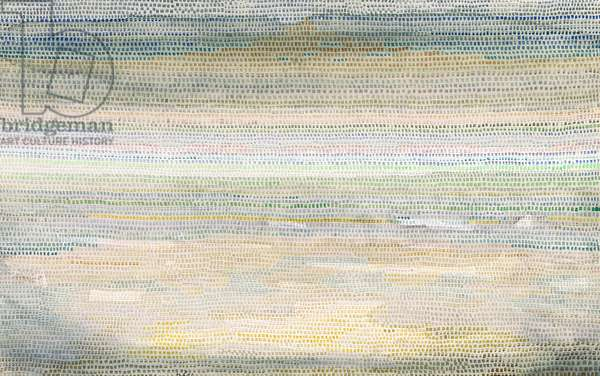 Lowlands, 1932 (no 9) (w/c on paper on cardboard)