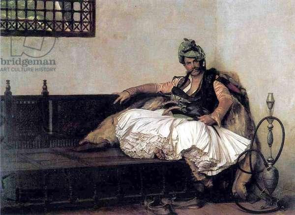Bashi-Bouzouk Chief, c.1881 (oil on canvas)