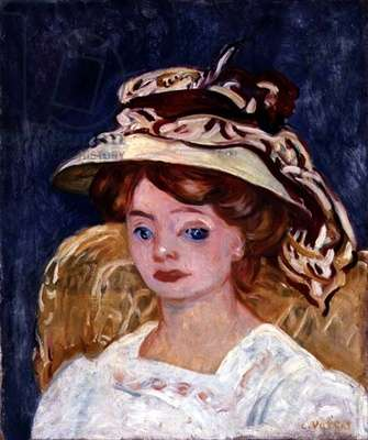 Young Woman, c.1907 (oil on canvas)