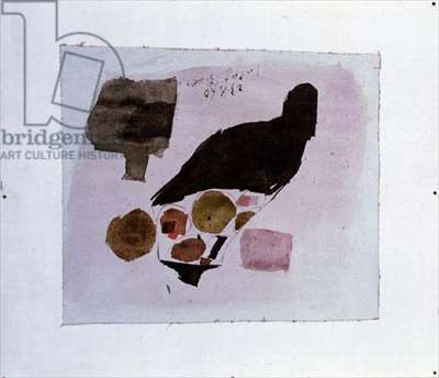 23.8.1960, 1960 (tempera on canvas)