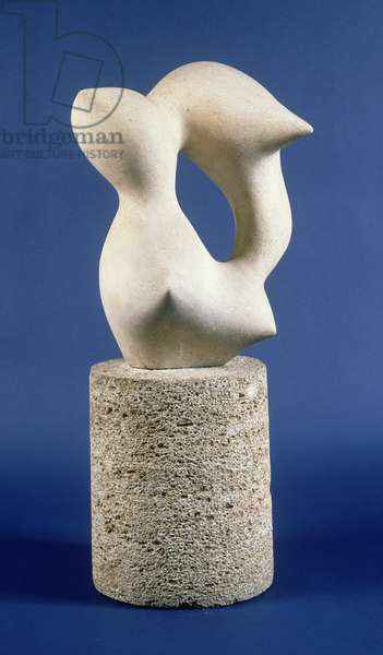 Crown of Buds, c.1936 (cement)