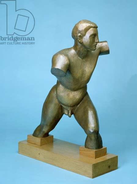 Torso of a Man, 1910 (bronze)