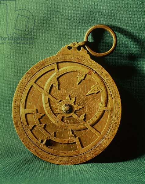 Astrolabe (copper)