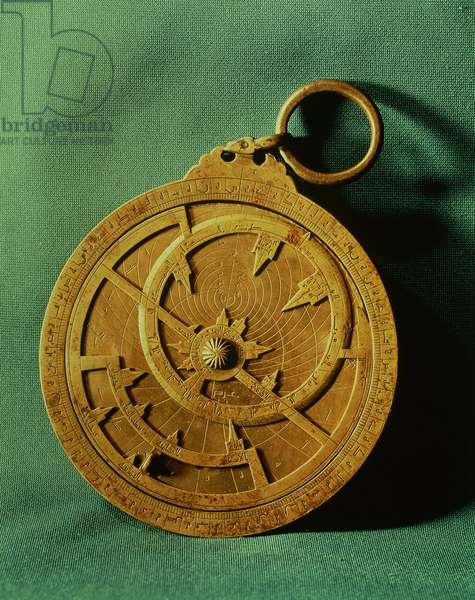 Astrolabe (copper)
