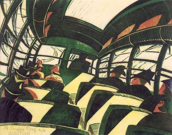 The Sunshine Roof, c.1934 (litho)