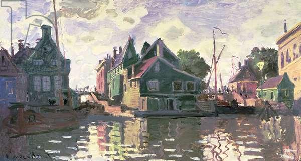 Zaandam (oil on canvas)